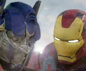 Iron Man vs. Optimus Prime