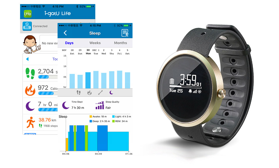 Deal: Jarv Advantage Smartwatch