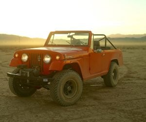 Jeepster Commando: Dauntless