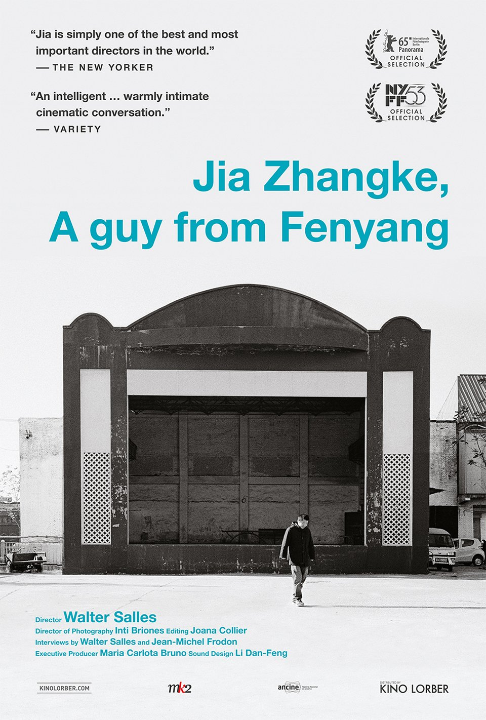 Jia Zhangke, A Guy from Fenyang (Teaser)