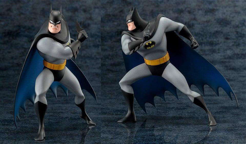 Batman Animated ARTFX+ Statue