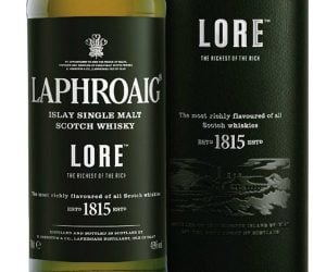 Laphroaig Lore Scotch Whisky