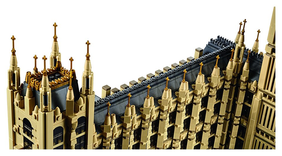 Lego Creator Big Ben The Awesomer