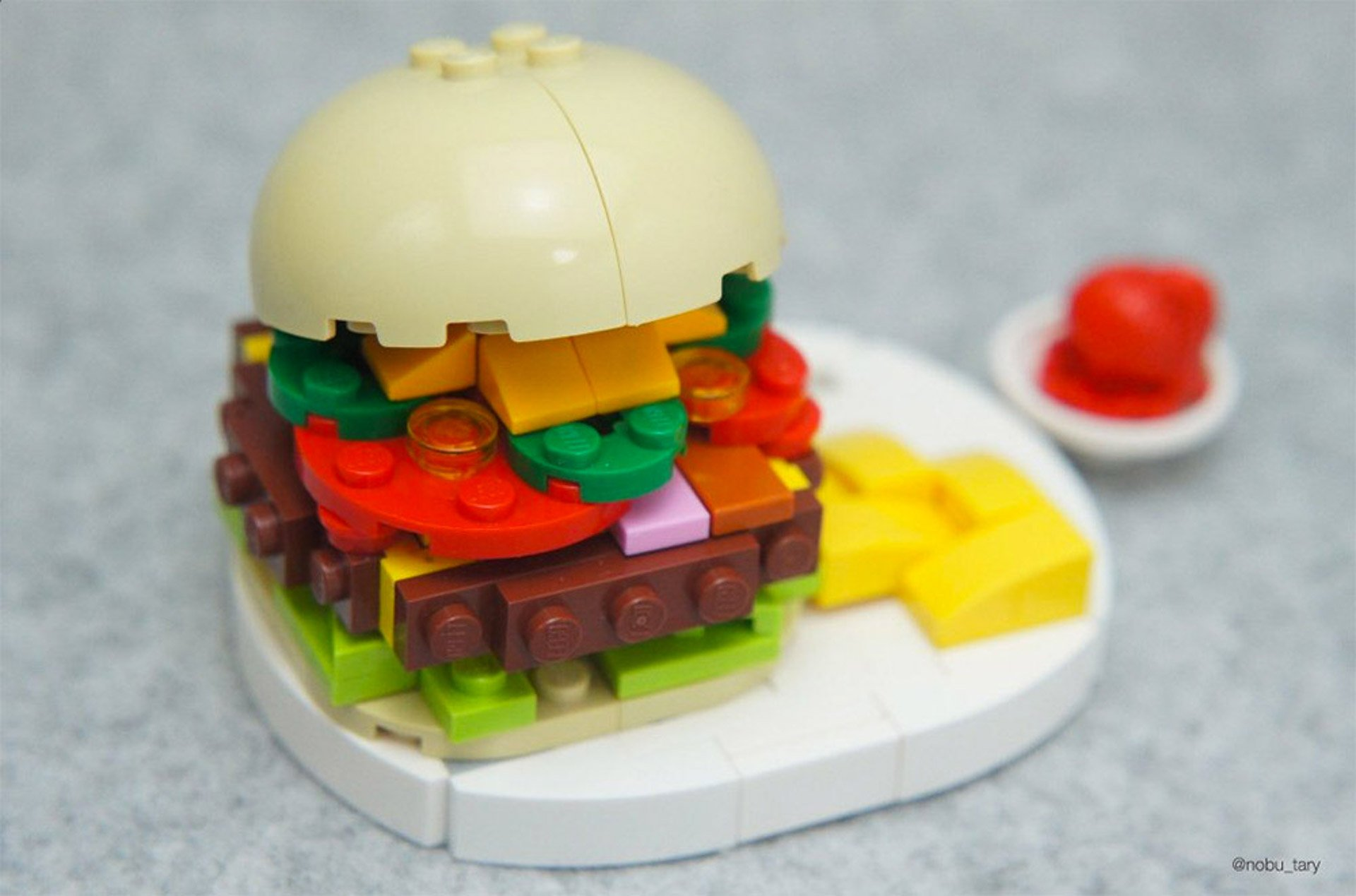 LEGO My Lunch