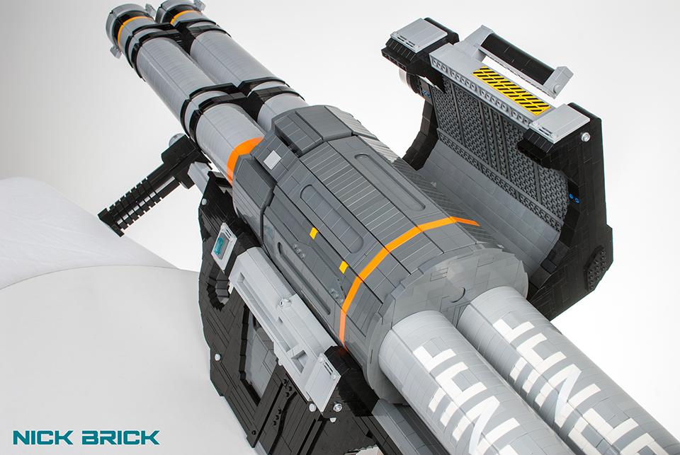 LEGO Halo SPNKR