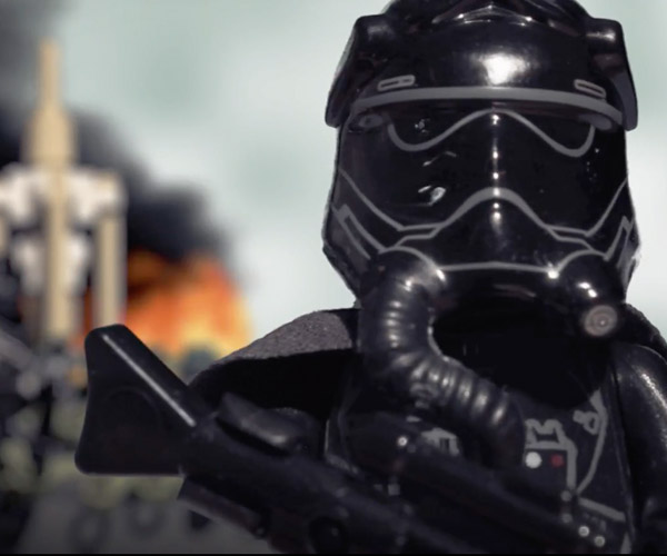 Rogue One: A LEGO Story
