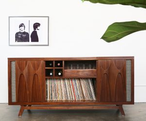 Luno EGB2 Record Console & Bar