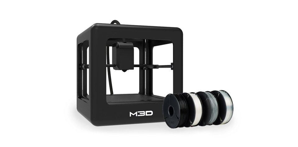 Deal: M3D Printer & Filament Bundle