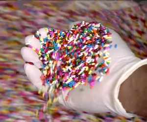 How It's Made: Rainbow Sprinkles