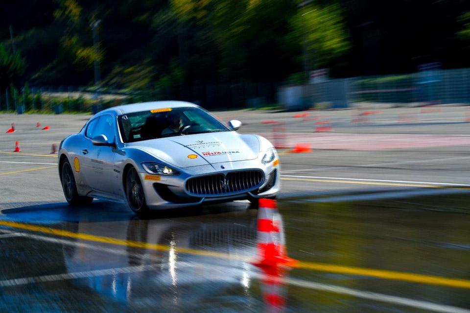 Maserati Master GT1 Driving Course