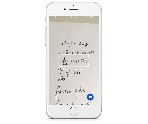 Mathpix for iOS