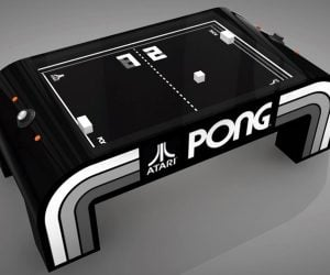 Mechanical PONG