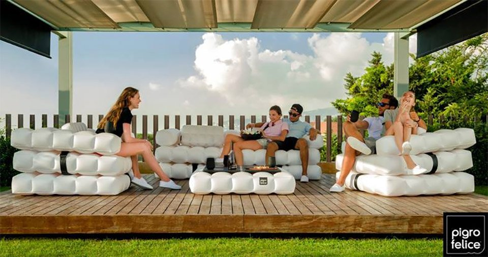 Modulu0027Air Pool U0026 Patio Furniture ...