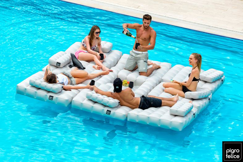 Modul Air Pool Patio Furniture