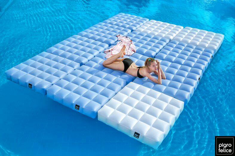 Inflatable Pool Furniture. Modul\u0027air Pool \u0026 Patio Furniture  Inflatable M