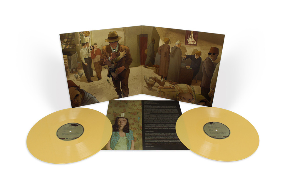Naked Lunch OST 2XLP