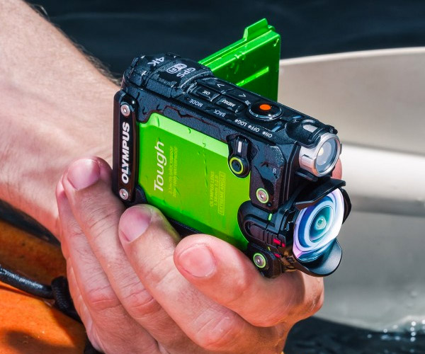Olympus Tough TG-Tracker