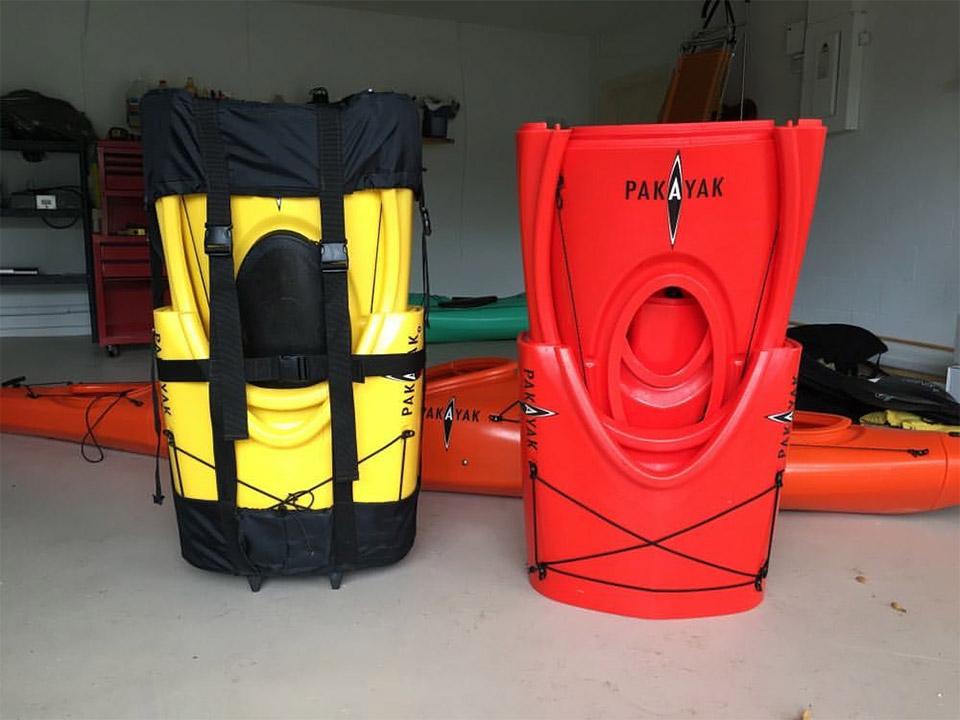 Pakayak Packable Kayak