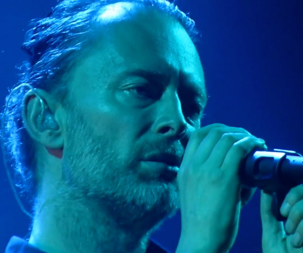 Radiohead Plays Creep Again