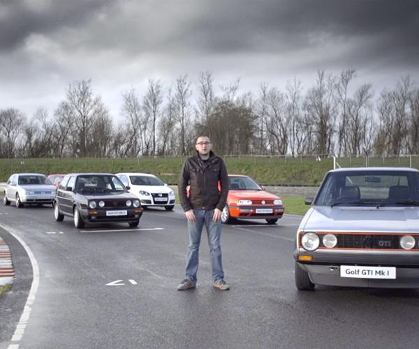 Ranking Volkswagen's Golf GTIs