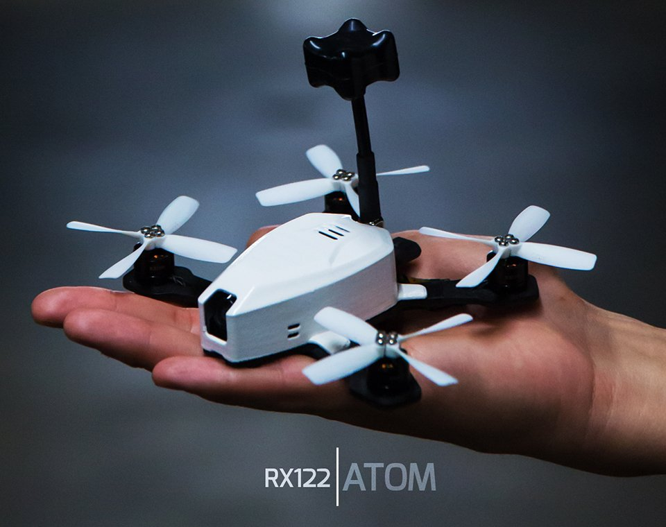 Rotor X Atom V2 Micro Drone The Awesomer