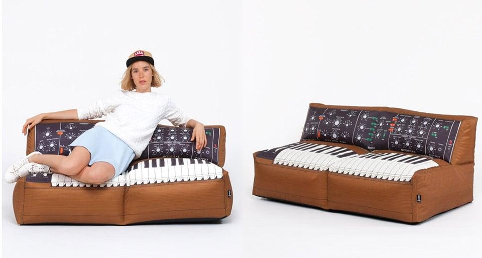 Sofa Moog Bean Bag Chair