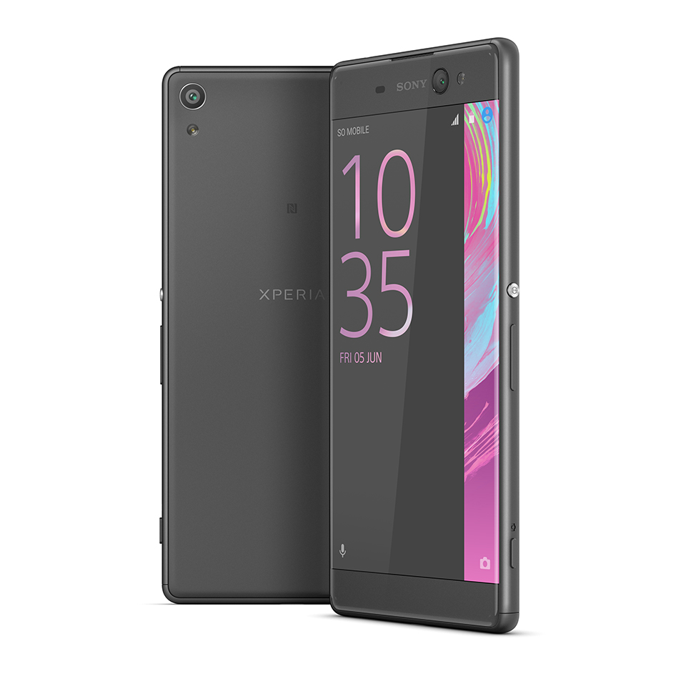 sony xperia xa ultra the awesomer. Black Bedroom Furniture Sets. Home Design Ideas