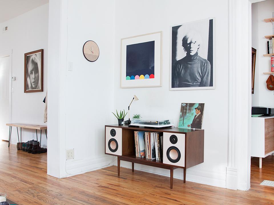 The Modern HiFi Stereo Console
