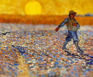 Tilt-Shifted van Gogh