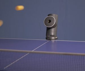 Trainerbot Table Tennis Robot