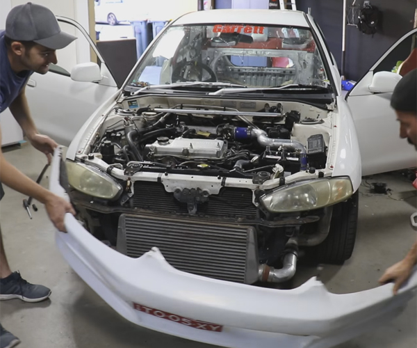 Unmodifying a Car