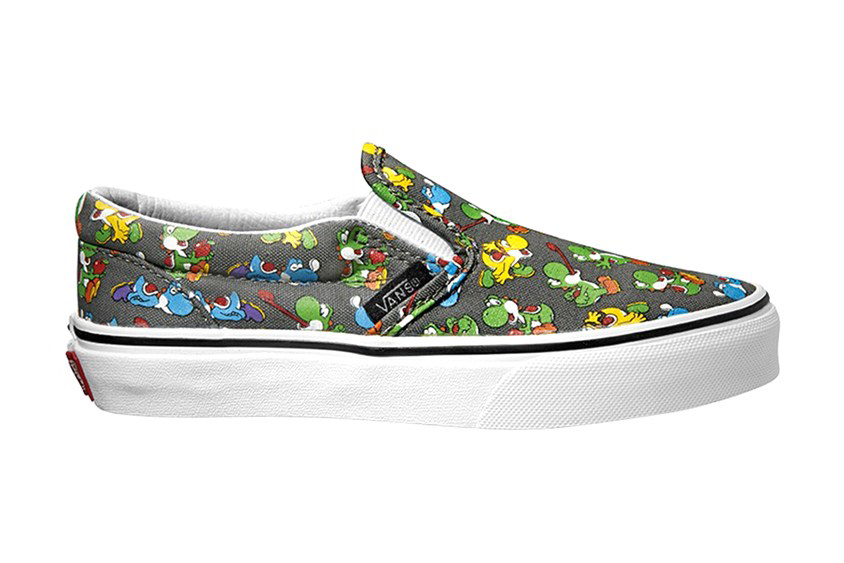 Vans x Nintendo Collection