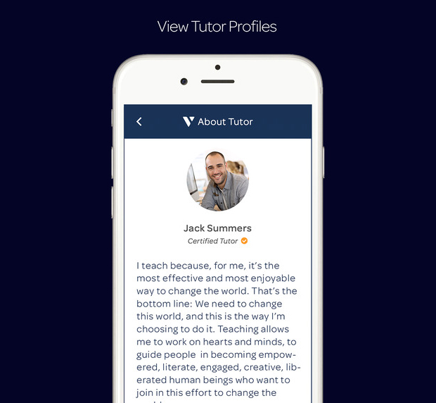 Varsity Tutors for iOS