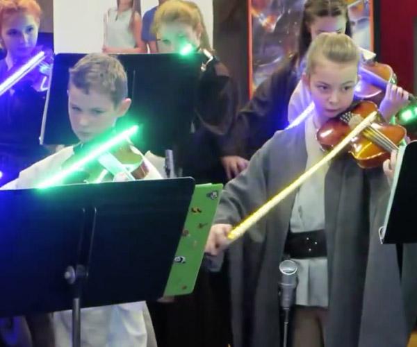 Violin Wars