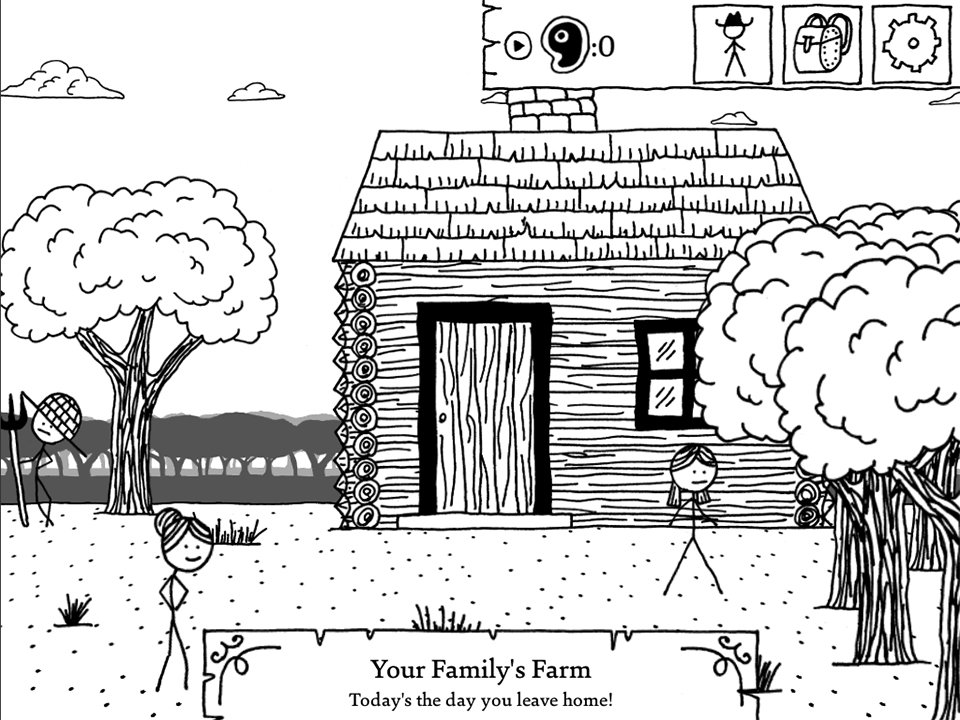 West of Loathing (Trailer)