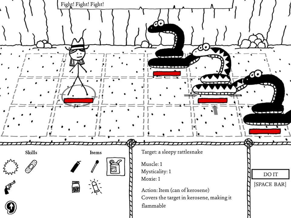 west of loathing trailer the awesomer. Black Bedroom Furniture Sets. Home Design Ideas