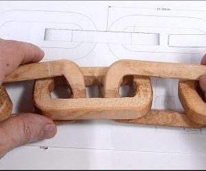 Making a Wooden Chain