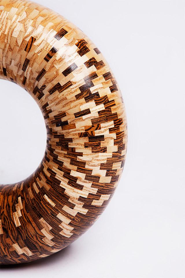 Making a Wooden Torus