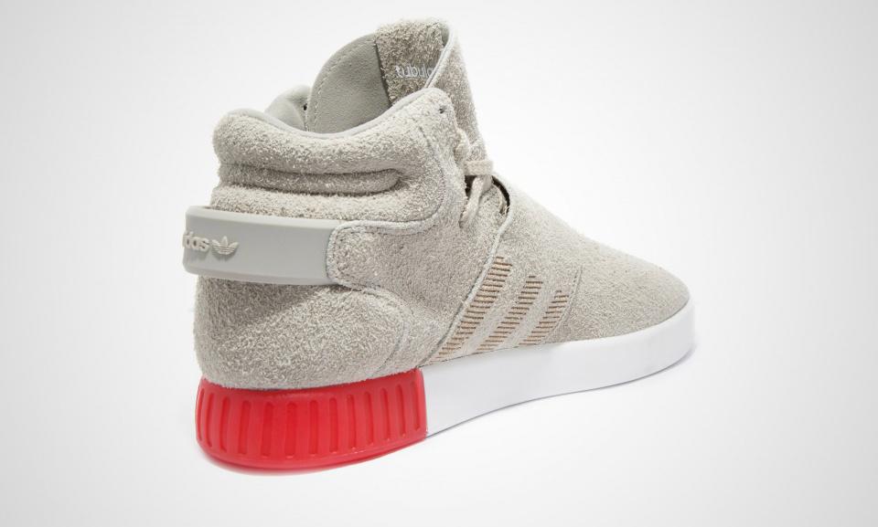 Adidas Tubular Invader Strap Suede