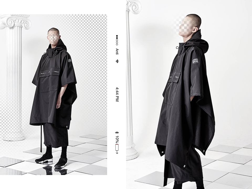 Antimatter SS 2016 Outerwear
