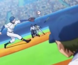Baseball Anime vs. Real Life