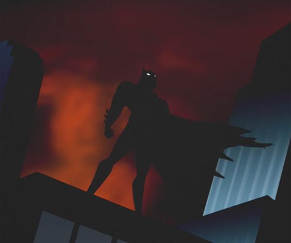 Batman: Evolving the Legend