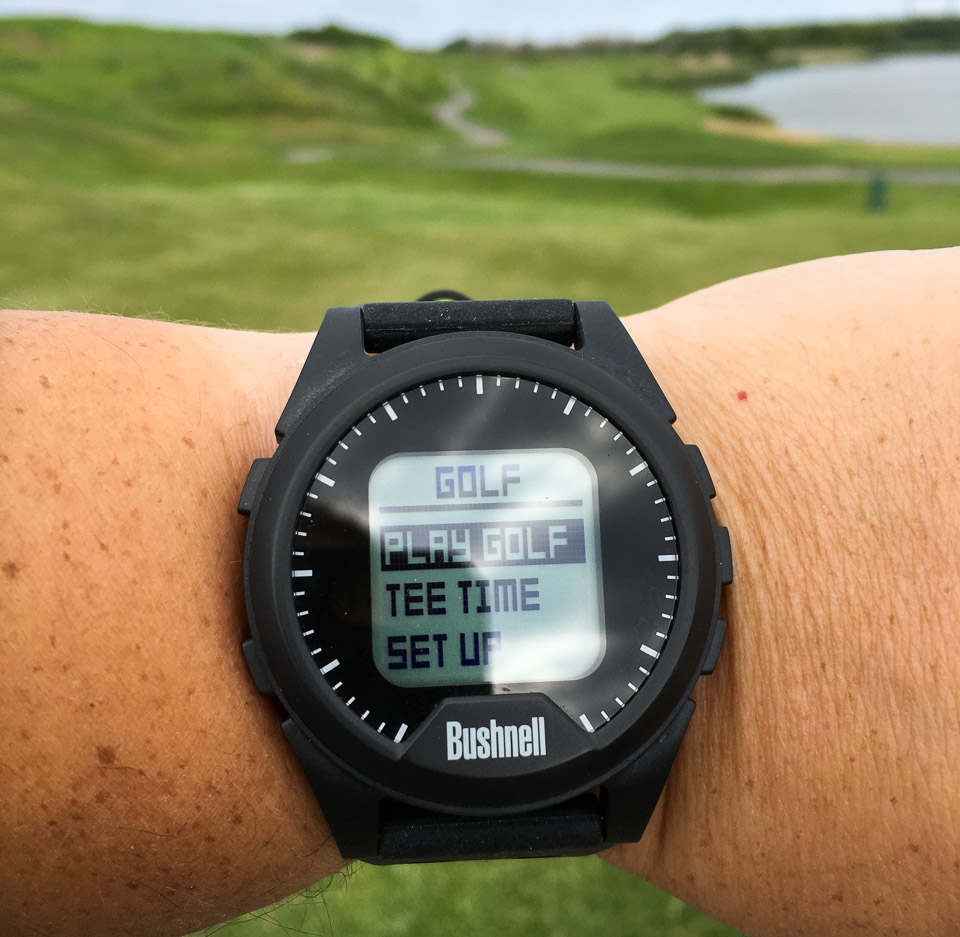 Bushnell neo iON Golf Watch