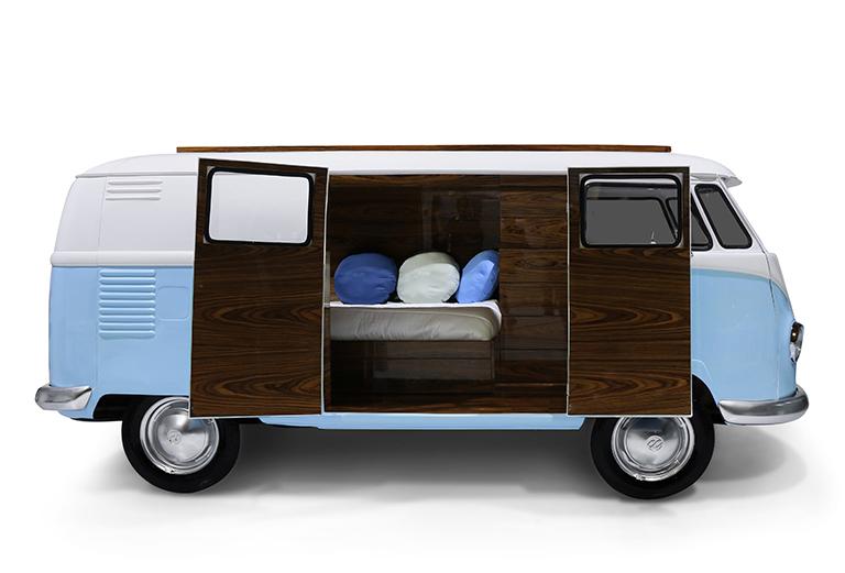 Camper Van Bed
