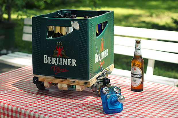 DIY RC Beer Crate