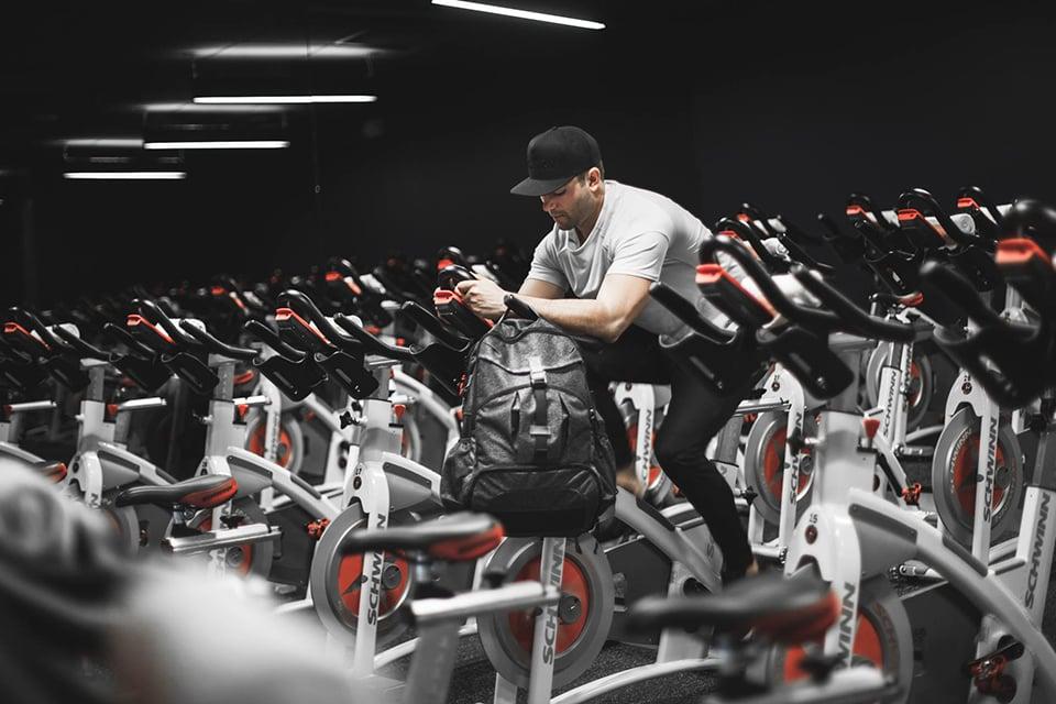 DSPTCH x Equinox Gym/Work Pack