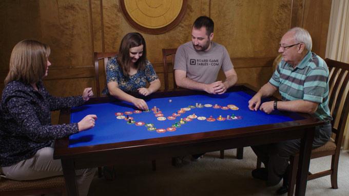 Duchess Gaming & Dinner Table