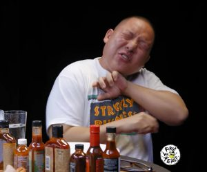 Eddie Huang vs. Hot Wings