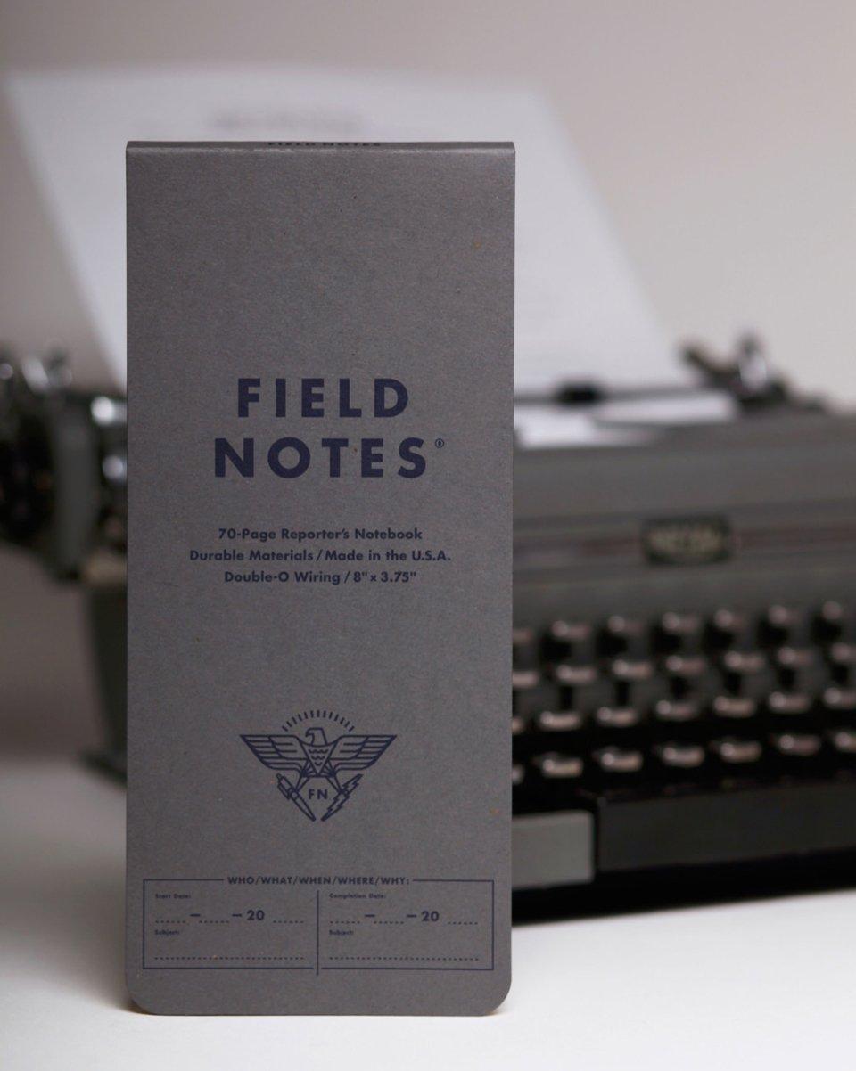 Field Notes Byline Notebook