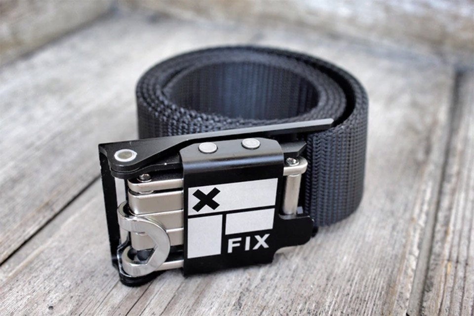 Fix Belt Buckle Multi-tool